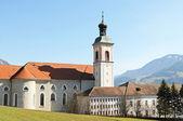 St. Georgenberg-Fiecht — Stockfoto