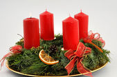 First advent — Foto de Stock