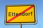 Ettendorf — Stock Photo