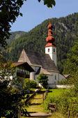 St. Ulrich am Pillersee — Stock Photo