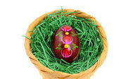 Easter nest — Stock fotografie
