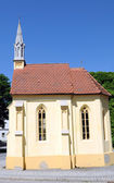 Max Emanuel chapel Wasserburg — Stock Photo