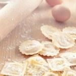 Ravioli pasta — Stock Photo #24460593