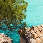 House by the sea. Mallorca island, Spain — Stock Photo #32480517