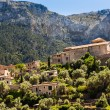 Mediterranean village of Majorca island, Spain — Stock Photo #32480747