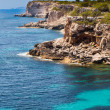 Cliffs of of  Mallorca — Stock Photo