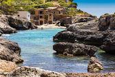 Fisherman's village on Mallorca island, Spain — Stock Photo