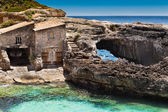 House by the sea — Stockfoto