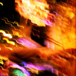 Foto de Stock  : Concert crowd.abstract