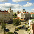 Street in Kaliningrad — Stock Photo