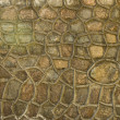 Seamless texture of stonewall — Stock Photo