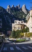 Monastery Montserrat, Barcelona — Stock Photo