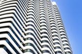 Residential tall building — Stock Photo