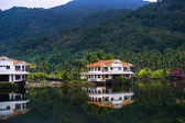 Hotel on the island of Koh Chang — Stock Photo