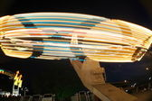 Fast moving light play 2 — Stock Photo