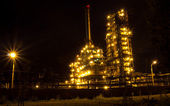 Refinery. Russia, Yaroslavl — Stock Photo