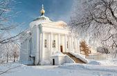 Temple in Yaroslavl. Russia — Stock Photo