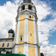 Resurrection Cathedral of Tutaev — Stock Photo