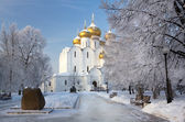 Yaroslavl Cathedral — Stock Photo