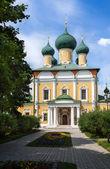 Transfiguration Cathedral in Uglich — Stockfoto