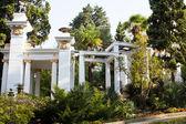 Moorish pavilion, Sochi, Arboretum — Stock Photo