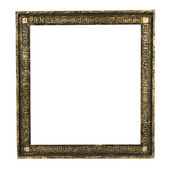 Beautiful ancient frame for a picture — Стоковое фото