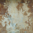Old brown cement plaster wall background — Stock Photo