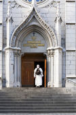 Roman Catholic Church in Yalta, Crimea, Ukraine — Stock Photo