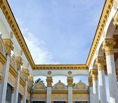 декор павильона экспоцентр украины — Стоковое фото