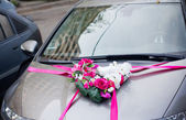Wedding car — Stock fotografie