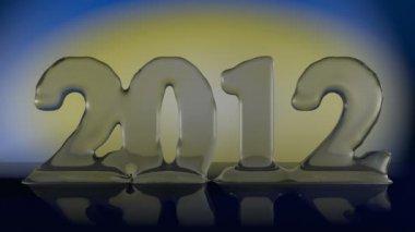 Nowy rok 2013 — Wideo stockowe