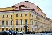 Teather building in Saint Petersburg — Stock Photo