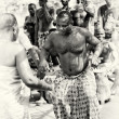 Dances of mfrom Togo — Stock Photo #12098478