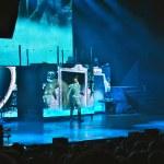 ������, ������: Filipp Kirkorov Russian pop singer performs on the stage in Ukraine wearing designed costume