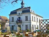 Hotel von auvers-sur-oise, frankreich — Stockfoto