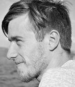 Portrait of a Russian man — Stock Photo