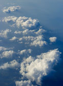 Beautiful composition of clouds in the sky — Stock Photo