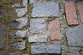 Stone road — Stock Photo