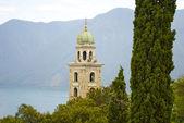 Beautiful Swiss church — Stock Photo