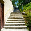 Old stone stairs — Stock Photo #12654408
