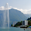 Lugano, Switzerland — Foto de stock #12665870