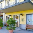 Hotel Walter in Switzerland - Stock Photo
