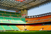 San Siro or Giuseppe Meazza Stadium in MIlan — Stock fotografie
