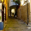 Stock Photo: Narrow street