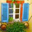 WIndow of different colors — Stockfoto #12719976