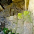 Old stone stairs going down — Stock Photo #12719979