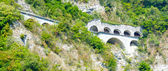 Autostrade dağ — Stok fotoğraf