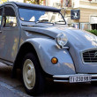 Stock Photo: Old Citroen