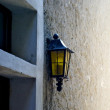 Old lamp in Gandria — Stock Photo #12735611