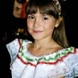 Stock Photo: Little girl from Mexico
